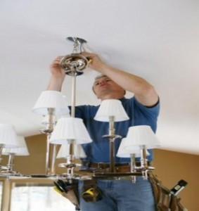 Professional Handyman Electrical Service in the Rednall